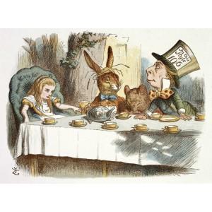 12 октября, 19-30. English Tea Party. Английские посиделки