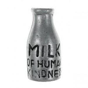 6 февраля 18:30 English Speaking club: Milk of human kindness