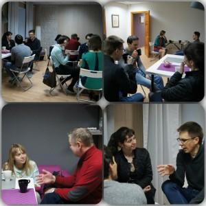 2 февраля 19:30 Tuesday English Speed-Meeting