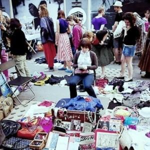 3 октября 19:00 Garage sale или Bloshka party: блошиный рынок на английском