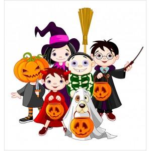 01 ноября 15:30  Halloween party for kids & teens