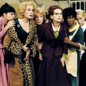 15 апреля 19:30 Английский киноклуб: 8 women